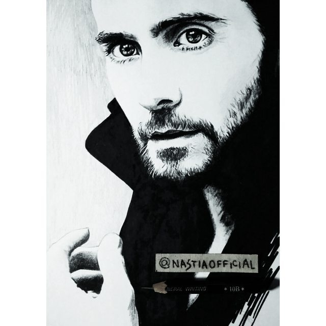 Jared Leto by nastiaofficial